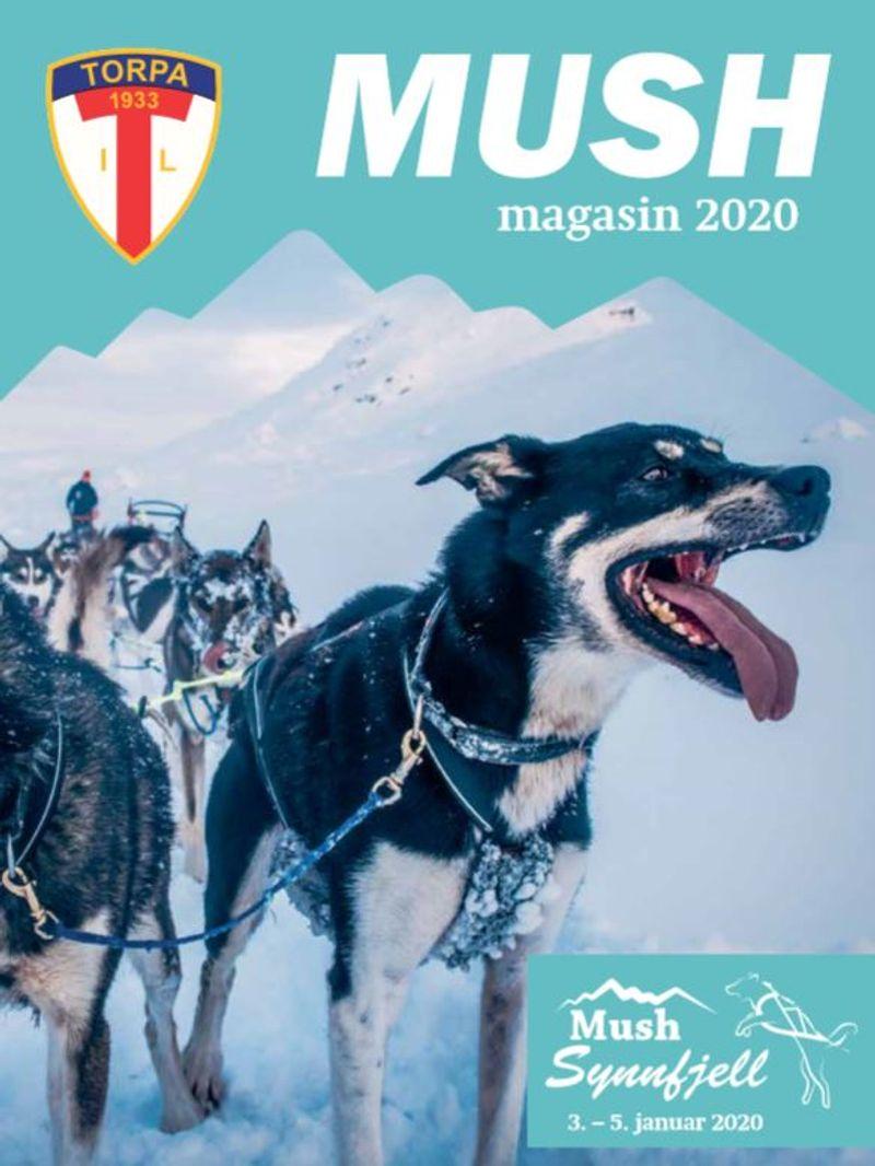 MUSH Magasinet 2020 - nå på nett